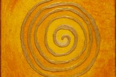 Infinity - Acryl on Canvas - 40 x 40 cm