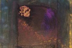 Into the Dark- Acryl on Canvas - 40 x 40 cm