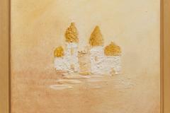 Fata Morgana - Acryl on Canvas - 48 x 48 cm